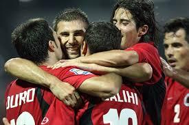 Shqipëria e 37-ta të ranglista e FIFA-s