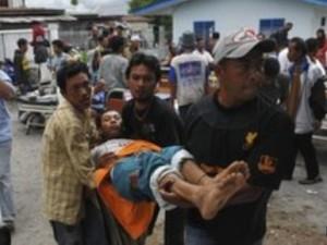 Një tërmet 6.1 ballë në Indonezi
