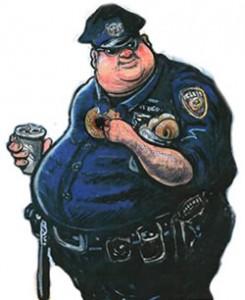 """Polici """"shtatzëne"""" dhe edukatorja e kopshtit"""
