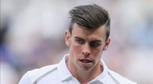Gareth Bale tek Reali
