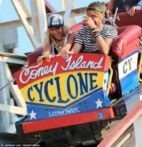 Beyonce në kërkim të adrenalinës