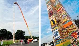 Kulla me lego – 34 metra