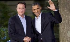 Obama-Cameron sërish kontakte për Sirin