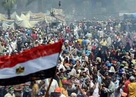 prProtesta në Egjipt, thirrja e kërkuar nga Vëllazëria Myslimane pro Morsit
