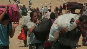 """Siri, refugjatët fëmijë arrijnë """"një milion"""""""