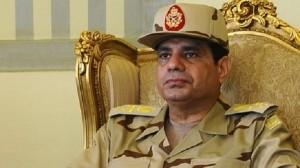 Abdel Fatah as Sisi kandidohet për president të Egjiptit