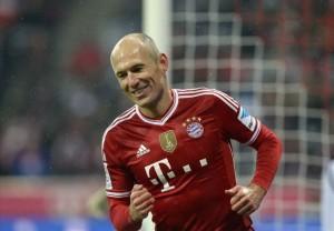 Arjen Robben vazhdon kontratën me Bayern-in