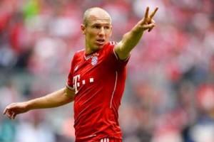 Arjen Roben vazhdon me Bayern Mynihun
