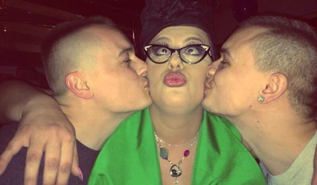 Cozman puth Big Mamën