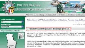 Gjermani, kapet rrjeti ballkanas i falsifikimit të dokumenteve