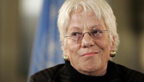 Karla del Ponte për krimet e kryera në Siri