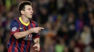 Manuel Pellegrini: Messi kurrë nuk është i qetë në fushë