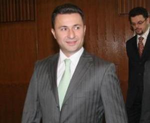 Nikolla Gruevski: Partitë shqiptare gabojnë nëse bojkotojnë zgjedhjet presidenciale