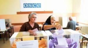 OSBE-ja do t'i organizojë zgjedhjet e Serbisë në Kosovë