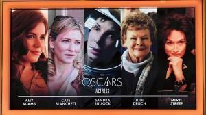 Lista e të nominuarve për çmimin Oscar 2014