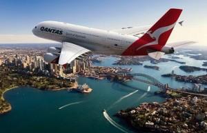 Qantas shkurton 5 mijë vende të punës