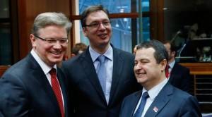 Stefan Fyle provokon Shqipërinë, kërkon futjen në Jugosllavinë e Re nën udhëheqjen e Serbisë!