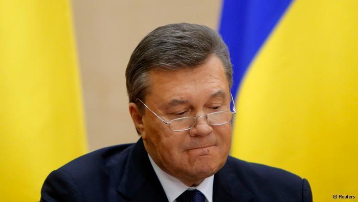Viktor Yanukoviç: Pushteti është marrë nga fashistët dhe nacionalistët