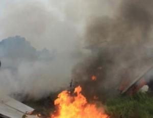 Në Algjeri rrëzohet një avioni,mbi 100 të vdekur
