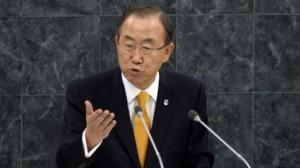 Ban Ki-moon vlerëson rezultatet e dialogun Kosovë-Serbi