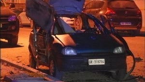 Tiranë, eksploziv makines, nuk ka të lënduar nga shpërthimi