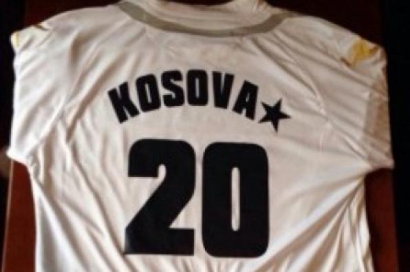 Zbulohen fanellat e Përfaqësueses së Kosovës