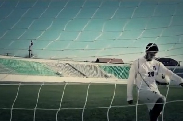 Videoja reklamuese e ndeshjes Kosova – Haiti