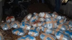 Policia e Gjirokastrës bllokon rreth 1 ton hashash
