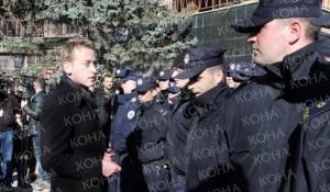 Lirohen Deda, Hoxha dhe të gjithë studentët e arrestuar