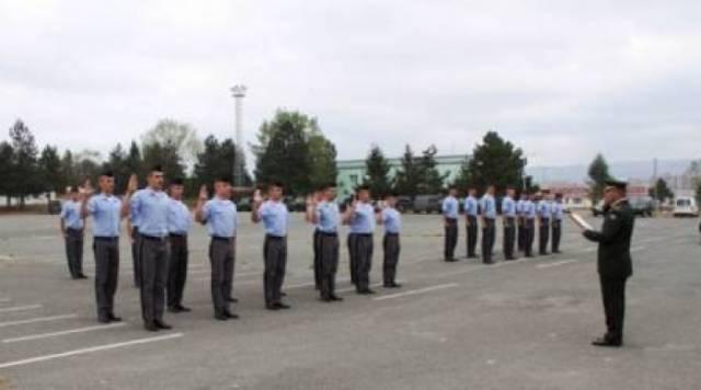 Certifikohen 28 kadetë për lider luftarak
