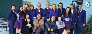 """Seriali televiziv """"O sa mirë…"""", të gjithë shqipëtarët në një auditor"""