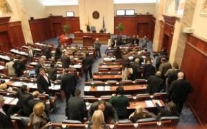 Më 4 mars pritet shpërbërja e Parlamentit në Maqedoni
