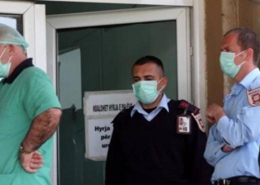 QKUK-ja konfirmon tetë raste të gripit të derrit