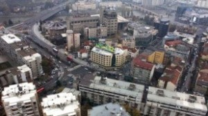 Shkup, shpërthim afër selisë së partisë opozitare