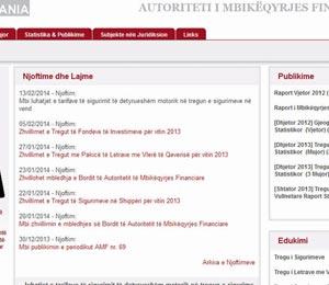 Shtrenjtimi i sigurimeve, AMF: Nivel normal i çmimeve