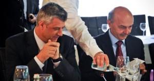 AAK: Mustafa iu nënshtrua Thaçit
