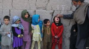 Në Afganistan fillon vaksinimi anti-poliomelit