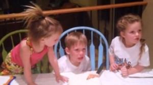 Ja si ragon gjashtëvjeçari kur mëson se do ta ketë edhe një motër