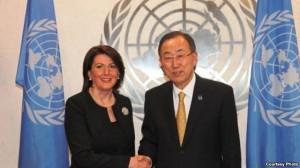 Ban Ki-moon vlerëson dialogun Kosovë-Serbi