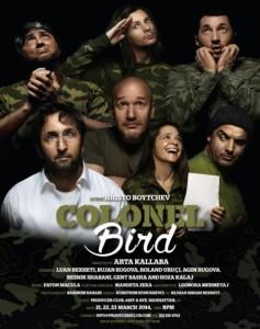 """""""Colonel Bird"""", i regjisores Kallaba premierë në New York"""