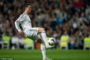Cristano Ronaldo futbollisti më i pasur në planet