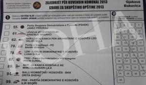 Kosovarët që ende s'dinë të votojnë