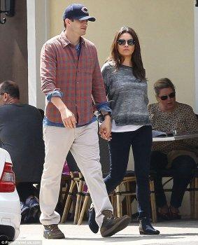 Mila Kunis shtatzënë