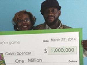 Çifti më me fat në botë,fiton tri here në muaj lotarinë