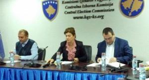 KQZ memorandum bashkëpunimi me KQZ-në e Shqipërisë
