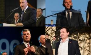 Thaçi, Mustafa dhe Haradinaj në mars shpërbëhet parlamentin