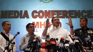 Malajzia kërkon mbështetje ndërkombëtare për gjetjen e avionit të  zhdukur