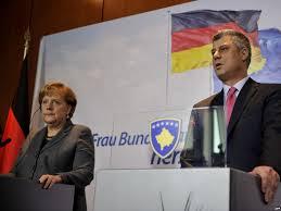 Merkelit kritikon ashpër qeverisjen e PDK-së