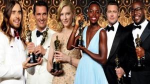 Lista e Çmimeve fituese Oscar