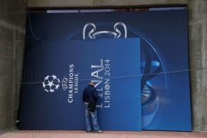 Lisbona në pritje të finales së Liges se Kampionëve
